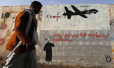 drone strikes