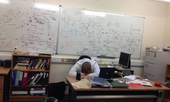 phd life picture