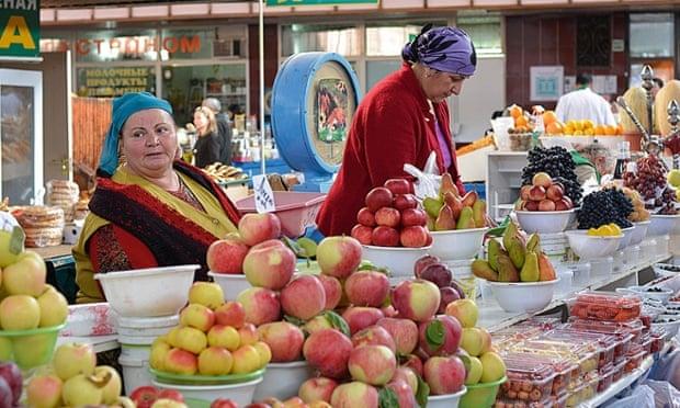 Gardens: apples