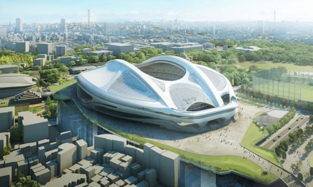 6bbd71fe 742b 40a6 bc16 da39ef2708a6 620x372 - Japan's Tokyo Olympic stadium costing 139 Bn Yen