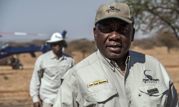 Cyril Ramaphosa Net Worth