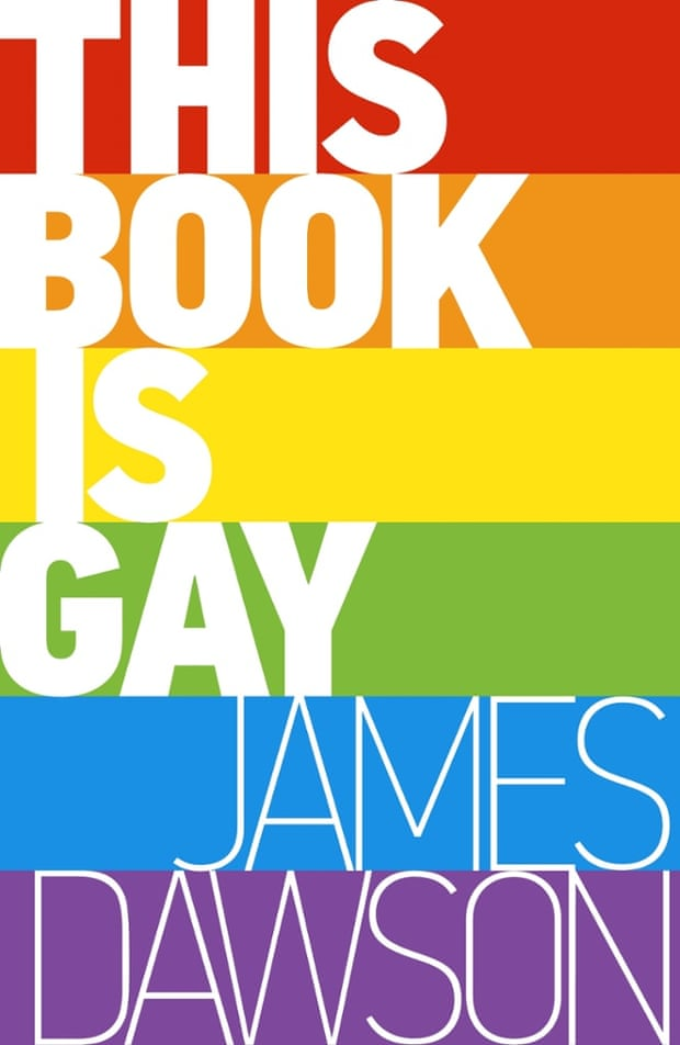 This Book Is Gay, James Dawson