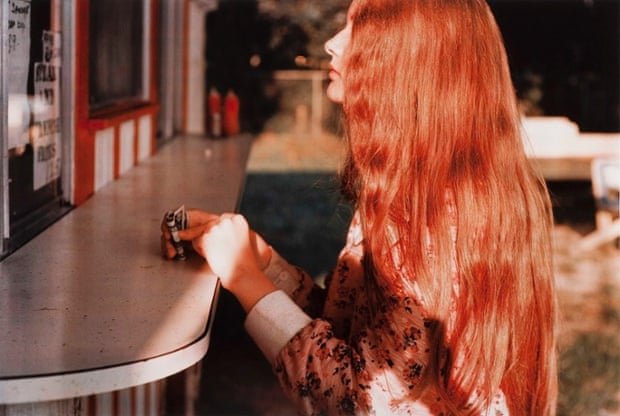 Photograph by William Eggleston, 1972.