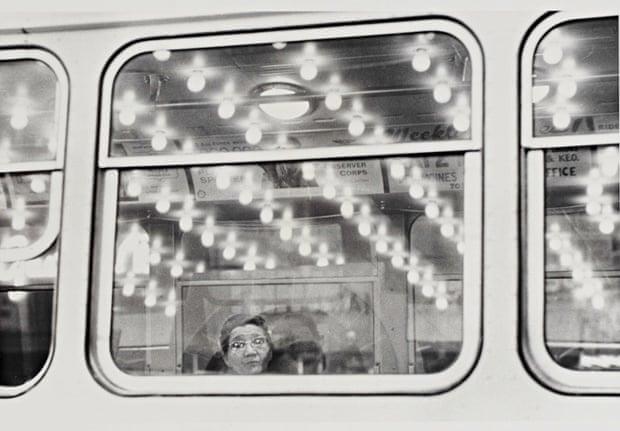 Robert Frank in America.