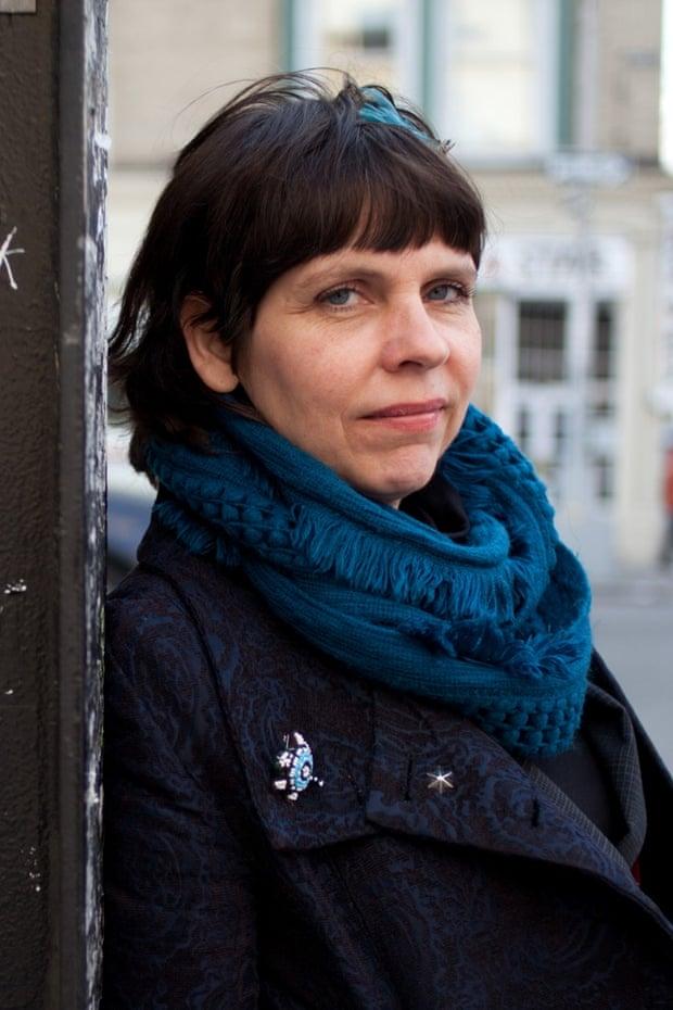 Birgitta Jonsdottir .