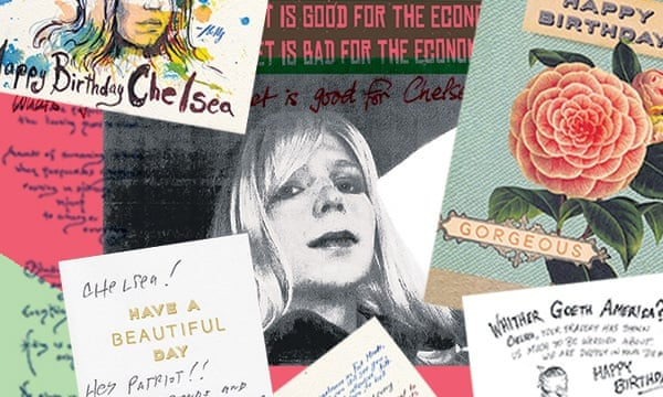 Chelsea Manning birthday letters.