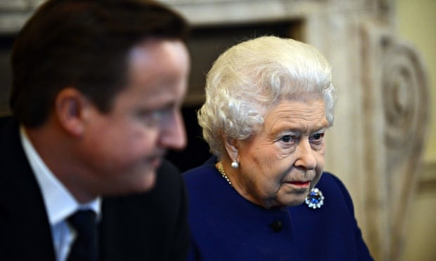 Queen was asked to intervene amid yes vote fears
