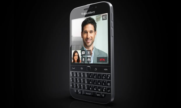 BlackBerry Classic goes back to the old way of doing things