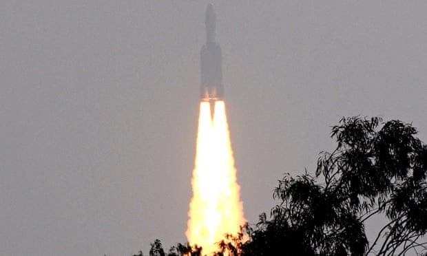 Geostationary Satellite Launch Vehicle Mk-III rocket