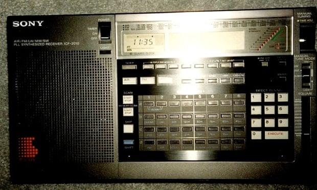 ana montes radio