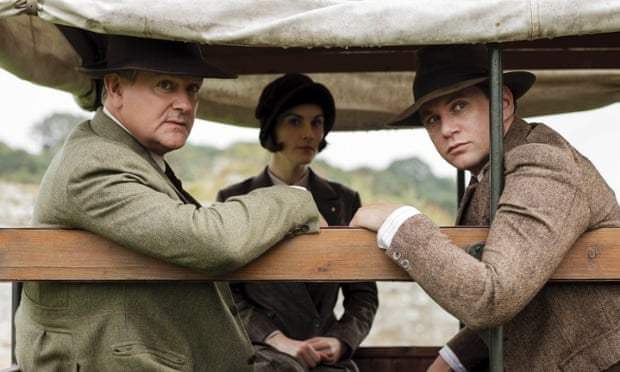 Christmas wallpaper | Downton Abbey Christmas special recap – it worked as retro festive ...