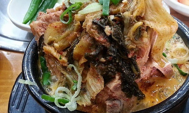 Haejang Guk soup.