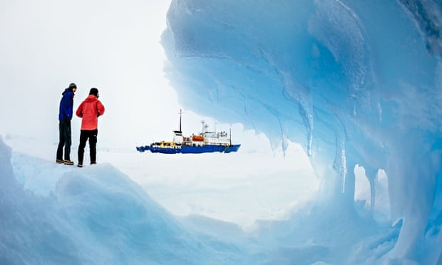 The Australasian Antarctic Expedition