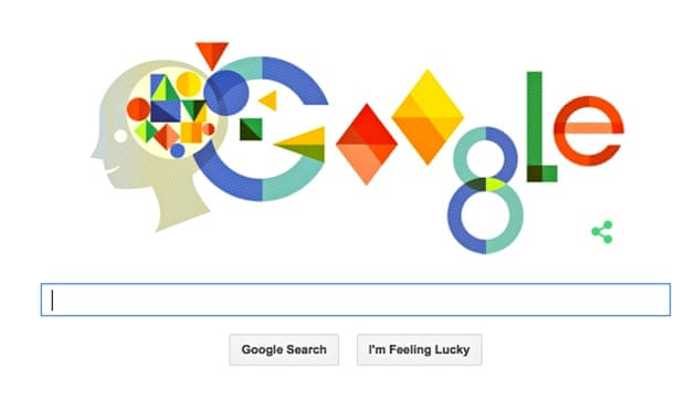 Anna Freud Google doodle