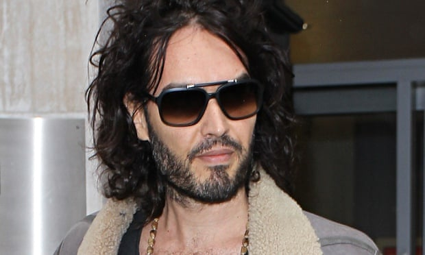 Russell Brand could face Twitter ban after tweeting phone number of journalist