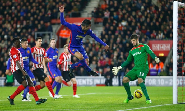 MATCH REPORT: Southampton 1-2 Manchester United