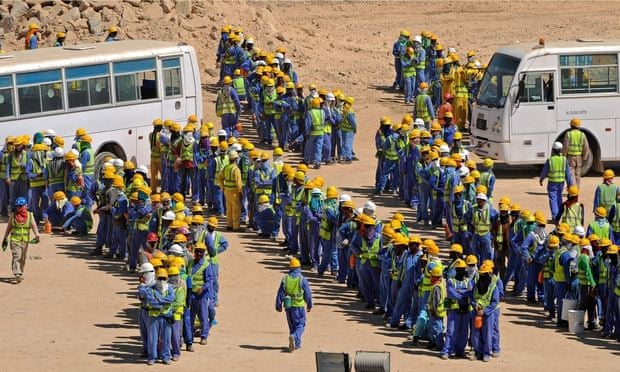 Migrant workers Qatar World Cup