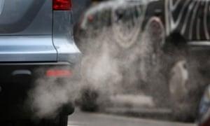 Bike Blog: air pollution
