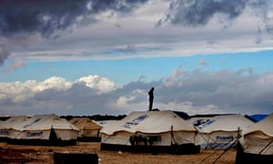 Inside a refugee camp in Jordan three years after the Syrian uprising began
