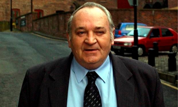 Neville Husband in 2003 when he was jailed for sexual abuse at Medomsley detention centre