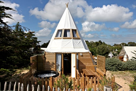 Top 10 beach and coastal campsites in france travel the guardian - Camping les moulins noirmoutier ...