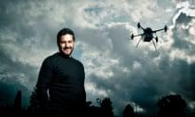 """Pourtant les drônes patrouillent partout en Haïti. Attention aux """"ebees"""". Matternet-founder-Andreas-007"""