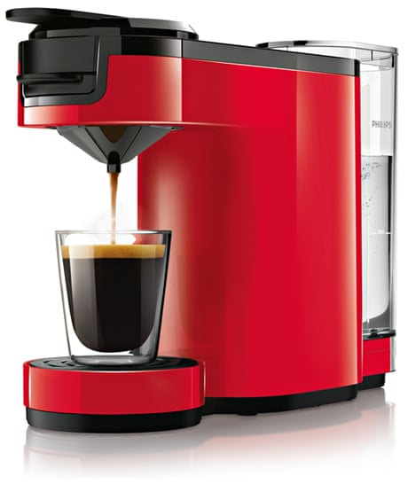 philips 39 senseo up coffee maker small in size but big in. Black Bedroom Furniture Sets. Home Design Ideas