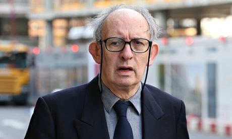 Ex-News of the World managing editor Stuart Kuttner has denied telling staff to falsify sources' names. Photograph: Rex Features - Stuart-Kuttner-008
