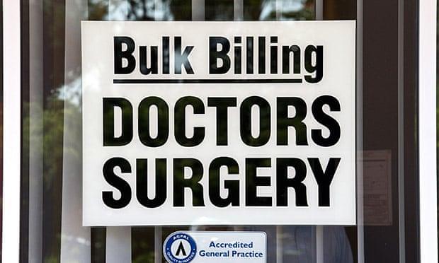 Budget 2014: Medicare health Bulk Billing