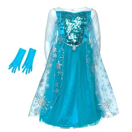 disney princess elsa dress