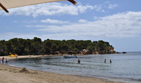 travel beaches balearics mallorca menorca ibiza