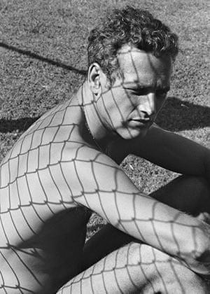 Paul Newman, 1964 by Dennis Hopper