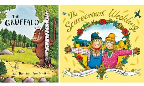 Gruffalo Book Cover Covers of The Gruffalo And The