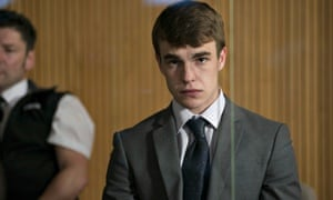 Nico Mirallegro as the naive Johnjo in Common. Photograph: T