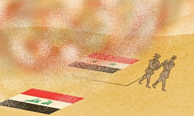 O Iraque não interessa mais