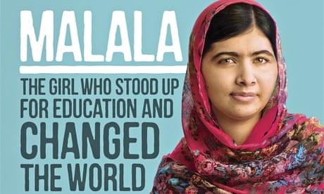 Malala book cover  I Am Malala Book Cover
