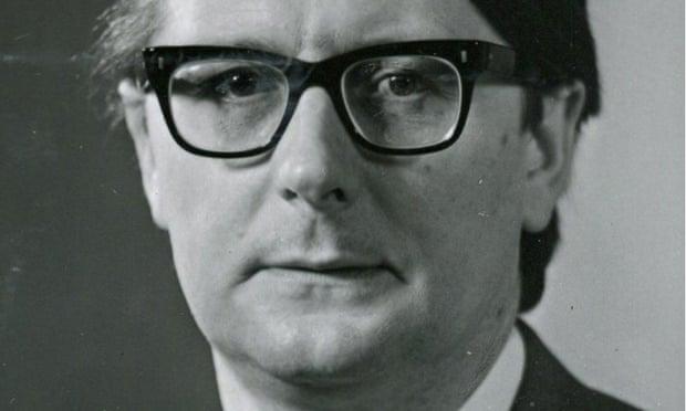 Derek Robinson. Photograph: Magdalen College - Derek-Robinson.-006
