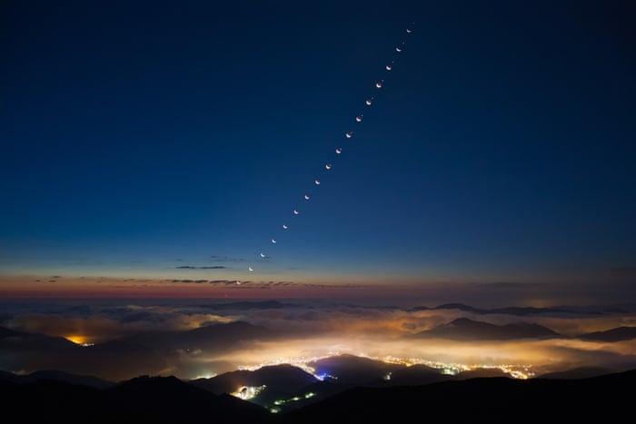 تحت الشعاع قرارگیری ناهید و ماه / اچوال کوان (از کره جنوبی) زمین و فضا : با بالاترین درجه تقدیر