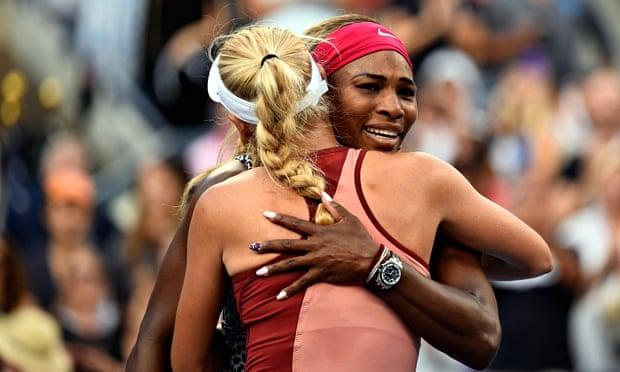 Rivalitas Tahun 2014 (WTA) Serena-Williams--012