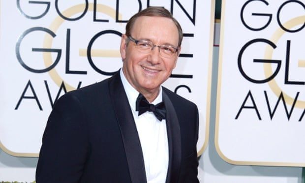 Kevin Spacey, winner for House of Cards.