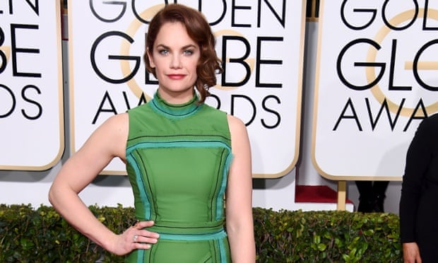 Ruth Wilson, winner for The Affair.