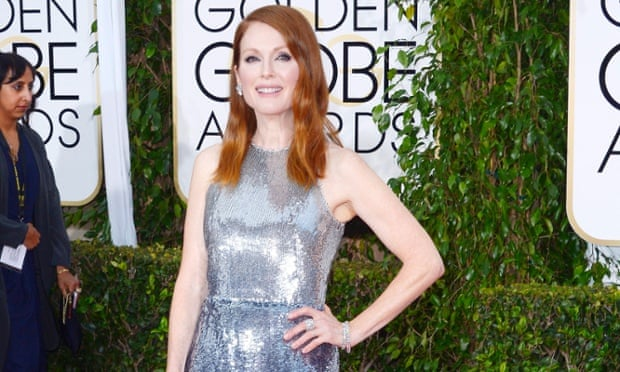 Julianne Moore, winner for Still Alice.