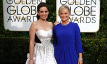 Tina Fey and Amy Poehler's best jokes at the Golden Globes