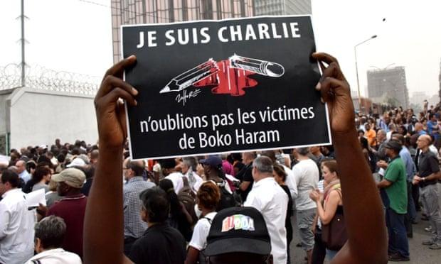 Boko Haram/I am charlie