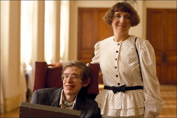 Jane Hawking: 'I firmly believed in Stephen and his brilliance ...