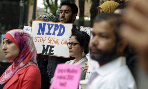 NJ Moslems want new surveillance guidaelines
