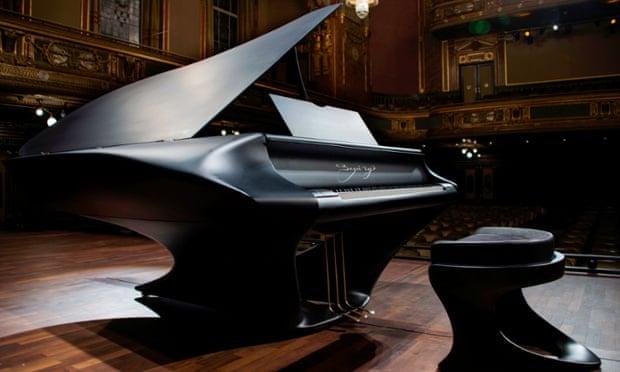 the Bogányi Piano