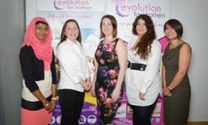Evolution for women