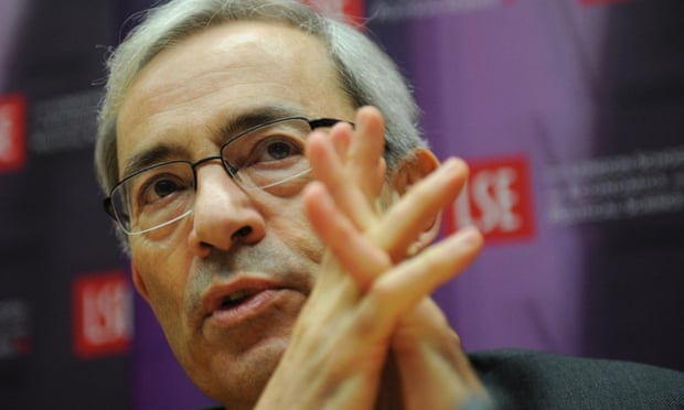 Professor Christopher Pissarides won the nobel prize for economics in 2010.