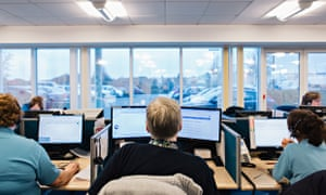 NHS 111 call centre